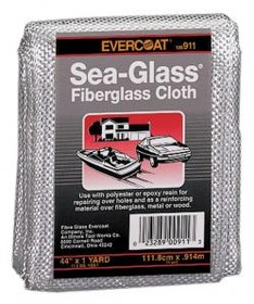Fibreglass Evercoat 911 1Yd Fiberglass Cloth, Price/EACH