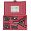 Alcoa PR-75K Pr 1005 Plastic Rivet Setter Kit T