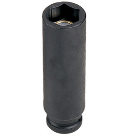 "Grey Pneumatic 908MDG 1/4"" Dr X 8mm Mag Deep, Price/EACH"