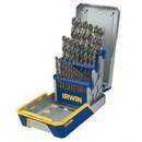 Hanson 3018002 Drill Bit Indust 29Pc Set Case, Cobalt