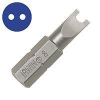 Hanson 92573 #14 Spanner Insert Bit, Price/EACH