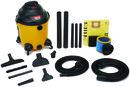 SHOP-VAC 9623810 12Gal Deluxe Plastic Wet/Dry Vac 2.5 Hp