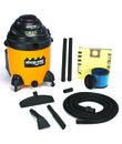 SHOP-VAC 9625410 Wet/Dry Vac 22Gal 6.5 Peak Hp