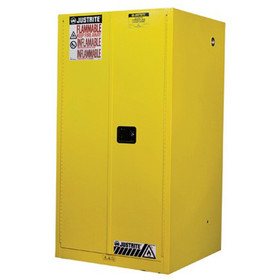 JUSTRITE 896000 Cab Man 60G Yellow Flame Safe Ex, Price/EACH