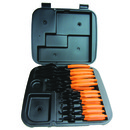 Kastar Hand Tools 3495 12Pc Combo Snap Ring Pliers Set W/Cs