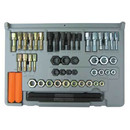 Kastar Hand Tools 971 48Pc Sae & Met Thread Restorer Kit