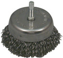 LISLE 14020 2-1/2Wire Cup Brush