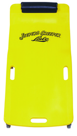 Lisle Plastic Creeper Yellow, Price/EA