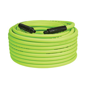 "Legacy HFZ38100YW2 3/8"" X 100' Flex Air Hose Yellow, Price/EACH"