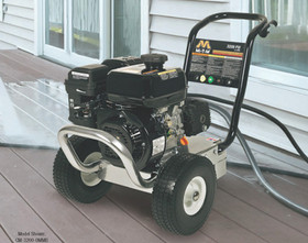 MOTOR GUARD MG-3000C Hvy Duty Gas Pressure Washer 3000Psi, Price/EACH
