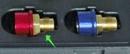 Mastercool 58490-002 R134A High Side 16mm Connector F/Ac58490