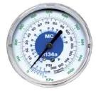 "Mastercool 86350 Low Side R134A 3 1/8"" (80mm) Gauge, Price/EACH"
