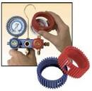 Mastercool 93553-E Europ Sml Red&Blue Gauge Protectors