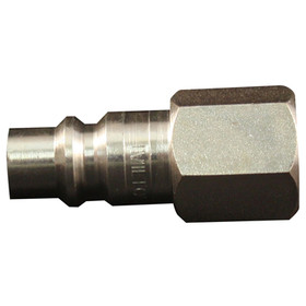 "MILTON 1838 H-Style 3/8"" Female Plug, Price/EACH"
