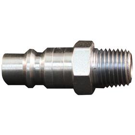 "MILTON 1839 1/4"" Male Plug, Price/EACH"