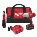 Milwaukee ML2793-22 M18 Kit Includes 2663-22 & 2456-21 1/4