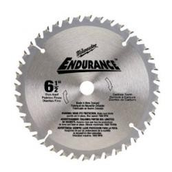 "Milwaukee Electric 48-40-4108 Circular Saw Blade 6-1/2"" 24 Cbd T, Price/EACH"