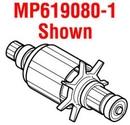 Makita MP619118-2 Armature Cmplt 6347Dwde - Part
