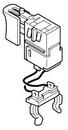 Makita MP638144-2 Switch F/6217D Crdls Drill - Part