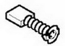 Makita MPCB204 (194992-4) Carbon Brush Set-Part