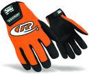 RINGER'S GLOVES 136-11 Auth Mech Glove-Orange Xl