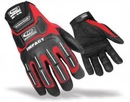 RINGER'S GLOVES 145-10 Split Fit Imp Glove-Red L T