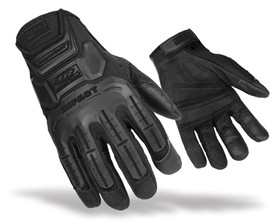 RINGER'S GLOVES 147-09 Split Fit Imp-All Blk M, Price/EACH