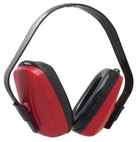 SAS SAFETY 6105 Over-The-Head Ear Protector, Price/EACH