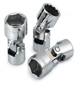 SK Hand Tool 40612 Skt Chrm 3/8Dr Flx 6Pt 3/8, Price/EACH
