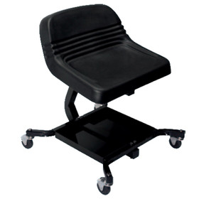 Whiteside Mfg Mechanic Seat W/A Wide Foot Print, Price/EA