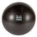 Body sport BDS6PF55AB Body Sport Eco Series Exercise Ball, 6P-Free, Latex-Free, Anti-Burst, Black, 55Cm