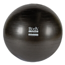 Body sport BDS6PF75AB Body Sport Eco Series Exercise Ball, 6P-Free, Latex-Free, Anti-Burst, Black, 75Cm