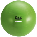 Body sport BULK55ABCM Body Sport Studio Series Fitness Ball (Exercise Ball), 55 Cm, Green, Slow Air Release, Bulk