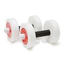 Hygenic 40050 Thera-Band Hand Bars (Pair), Red, Light (10
