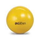 Hygenic 23015 Thera-Band Slow Deflate Exercise Ball, Yellow, 45Cm / 18