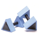 Excel Sports Science AP83 Aqua Jogger Delta Bells, Purple