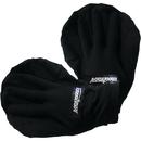Excel Sports Science AP86M Aqua Jogger Gloves, Medium, Black, Pair