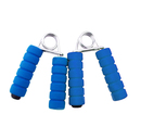 GOGO Foam Sponge Hand Strength Gripper Finger Exerciser, 2 Pcs