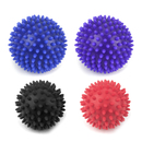 GOGO Set of 4 Spiky Massage Ball for Muscle Relax Therapy, Stress Reflexology
