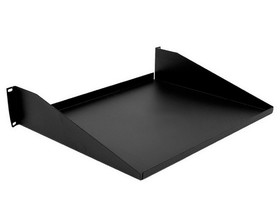 Monoprice Single Sided Shelf, 3.5(H)X14.5(D)X19(W), 50Lbs