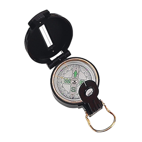 Mustang Directional Liquid Filled Dual Scale Compass