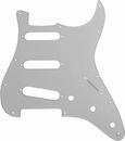 Mojotone Electric Guitar Pickguard For American Strat Sss Transparent