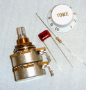 Fender Cts 250K/1-Meg Dual Stacked Potentiometer