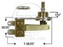 Switchcraft L-Type 3-Way Toggle Switch