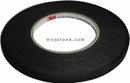 3M #11 Black Cloth Pickup Coil Tape (.260 X 72 Yards)