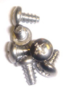 Self-Tapping Stainless Steel Screw For Chassis