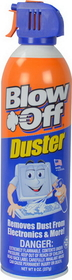 Blow Off Duster Canned Air