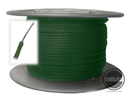 Mojotone Green Cloth Covered 18-Ga Solid Wire