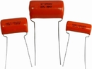 Cde Orange Drop Capacitor 0.0022Uf @ 600V
