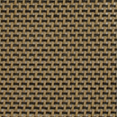 British Style Black And Tan Grill Cloth 32